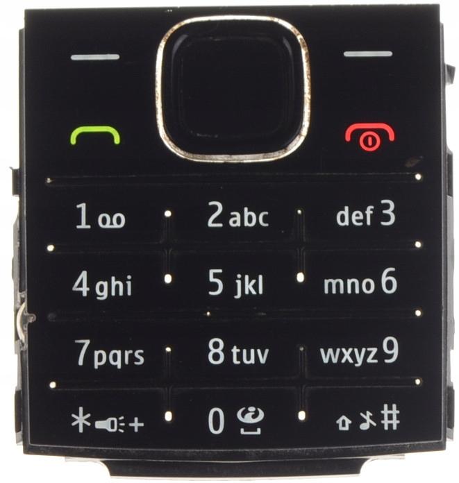 Klawiatura Nokia X2-00 przyciski
