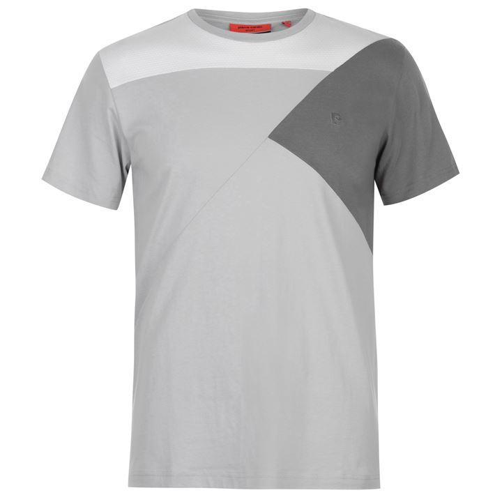 koszulka t-shirt Pierre Cardin tommy szara XXL