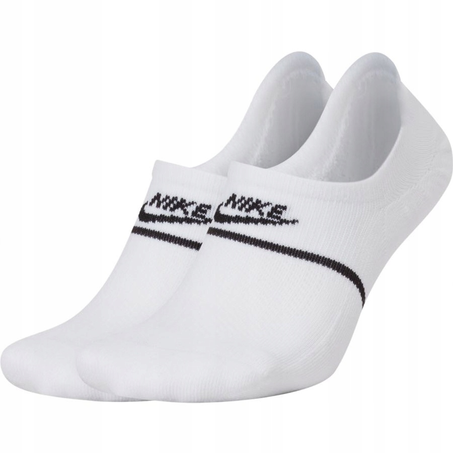 Skarpety Nike SNKR Sox CU0692 100 biały 42-46!