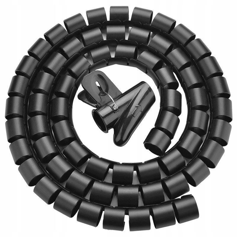 Ugreen maskownica organizer do kabli 5m czarny (30