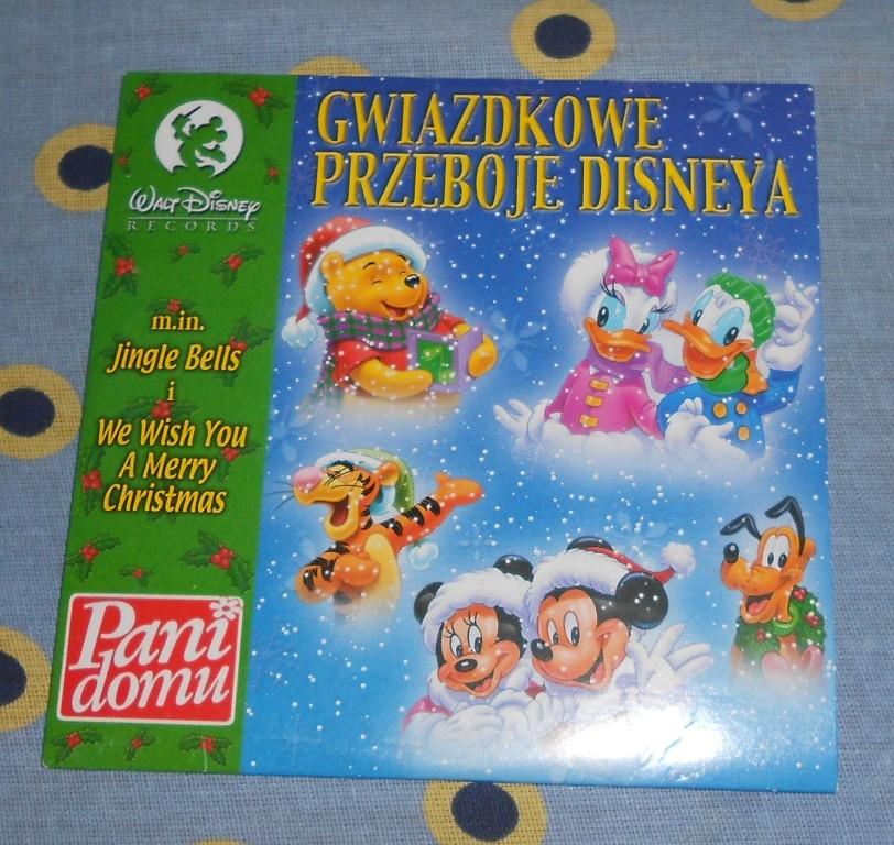 Gwiazdkowe przeboje Disneya