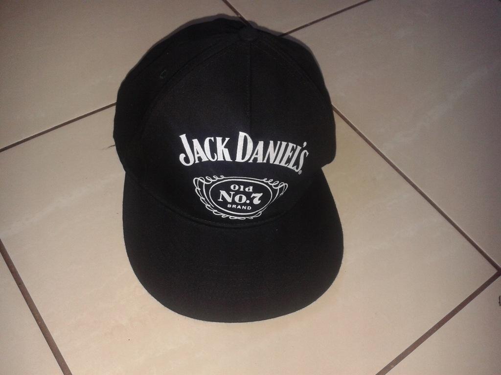czapka z daszkiem Jack Daniels _oryginalna_