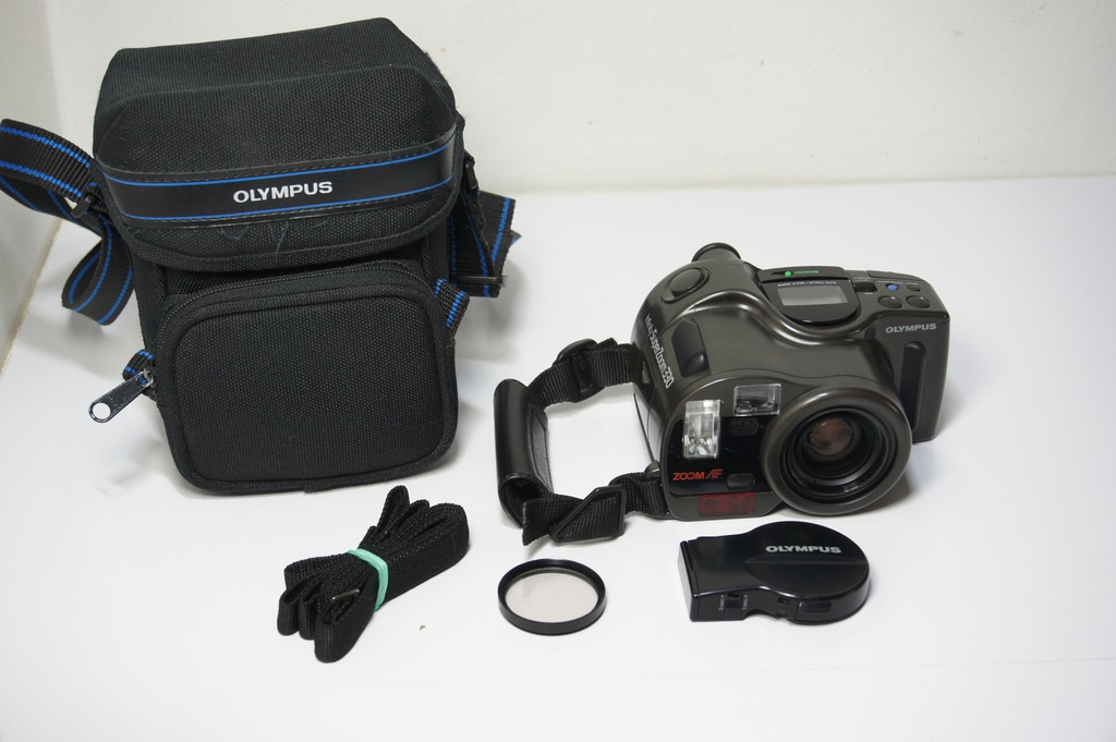 Aparat Fotograficzny Olympus Super Zoom 330