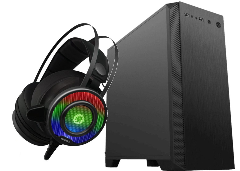 Komputer do Gier i5 GTX 1050Ti 8GB SSD 240 Gratis