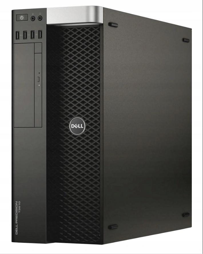DELL T3610 Xeon E5, RX580 8GB, 16GB RAM, 256SSD
