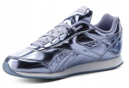 Reebok Buty Royal Cljog 2 CN5011 Purple ShadowWhite