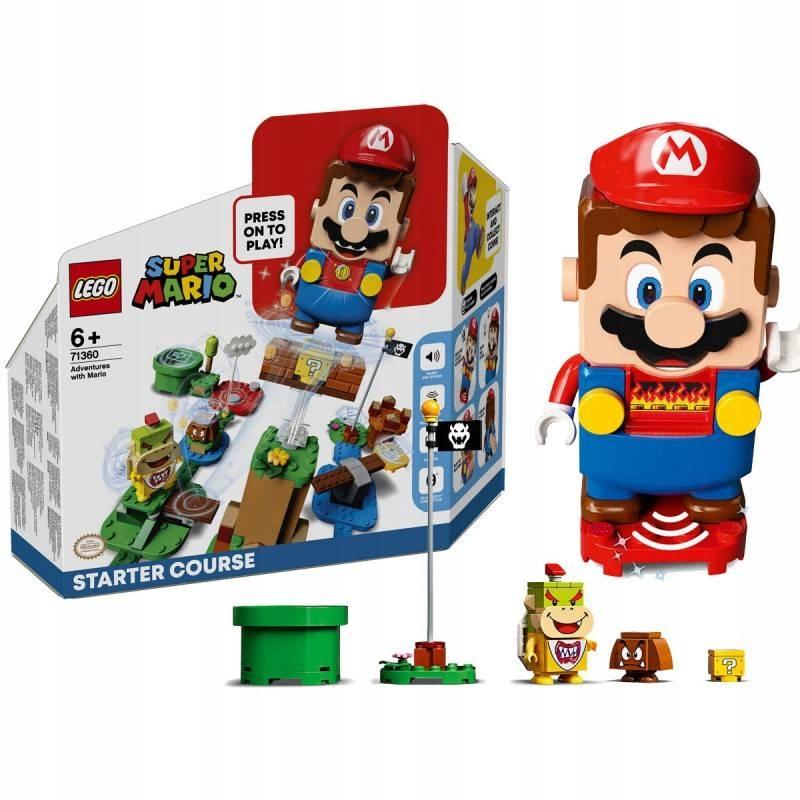 LEGO Super Mario Przygody z Mario 71360