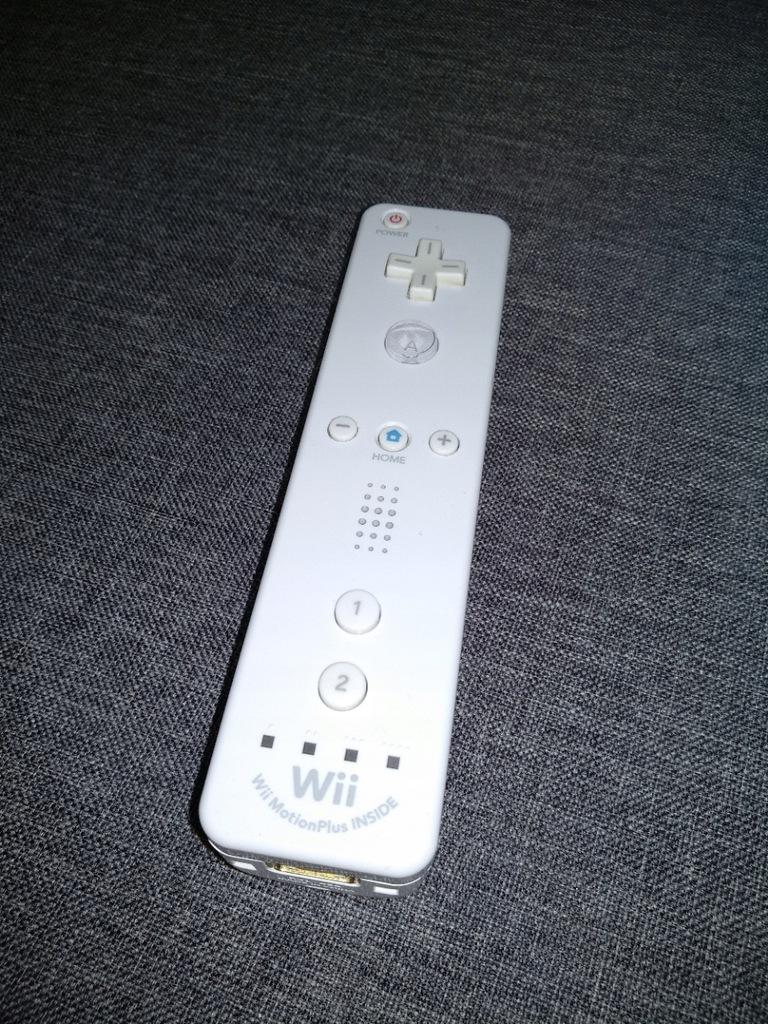 Oryginalny Wii Remote Motion Plus Inside Nintendo 9533117392 Oficjalne Archiwum Allegro