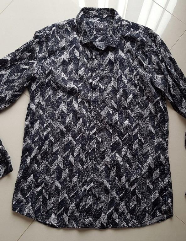 Koszula Armani Exchange rozmiar XL