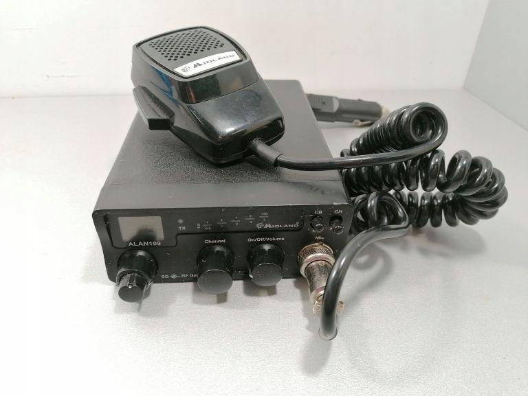 CB RADIO MIDLAND ALAN109