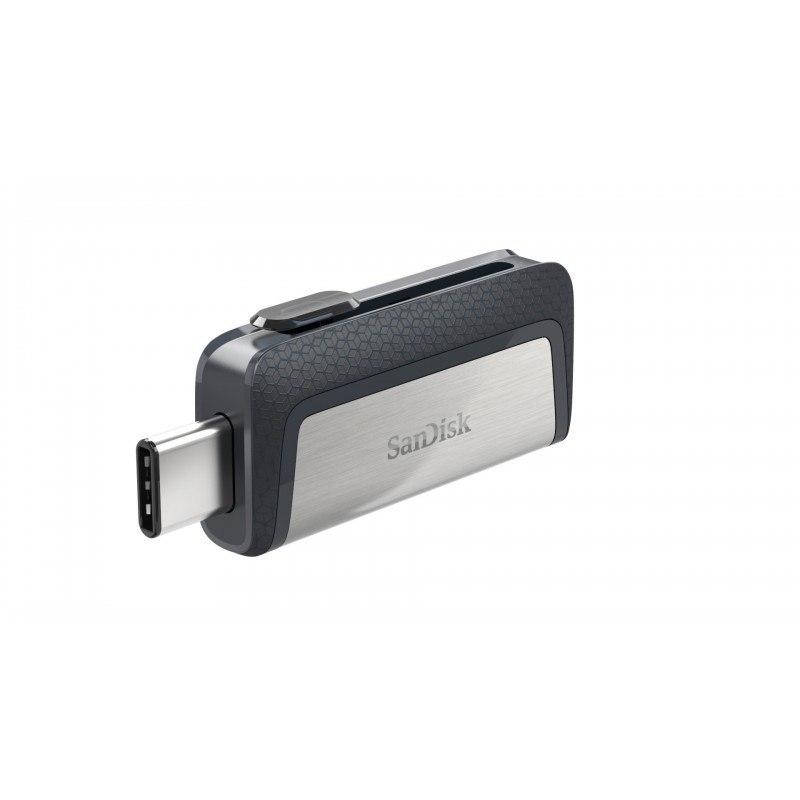 Pendrive Ultra Dual Drive 128GB USB 3.1 Type-C