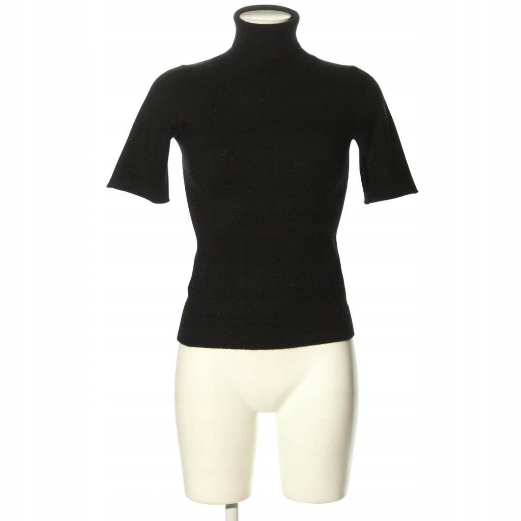 CASHFLOW Kaszmirowy sweter Rozm. EU 34 czarny