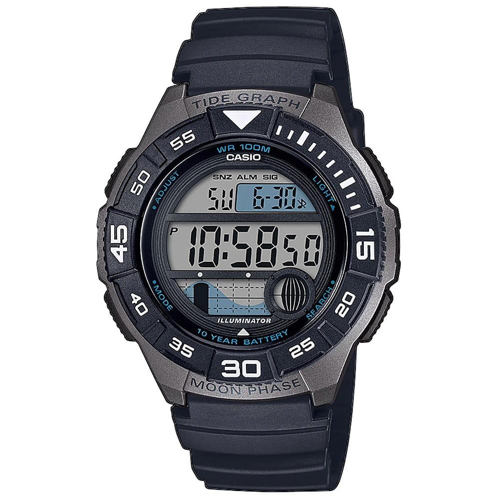 Zegarek męski Casio WS-1100H-1A Zestaw / SKLEP
