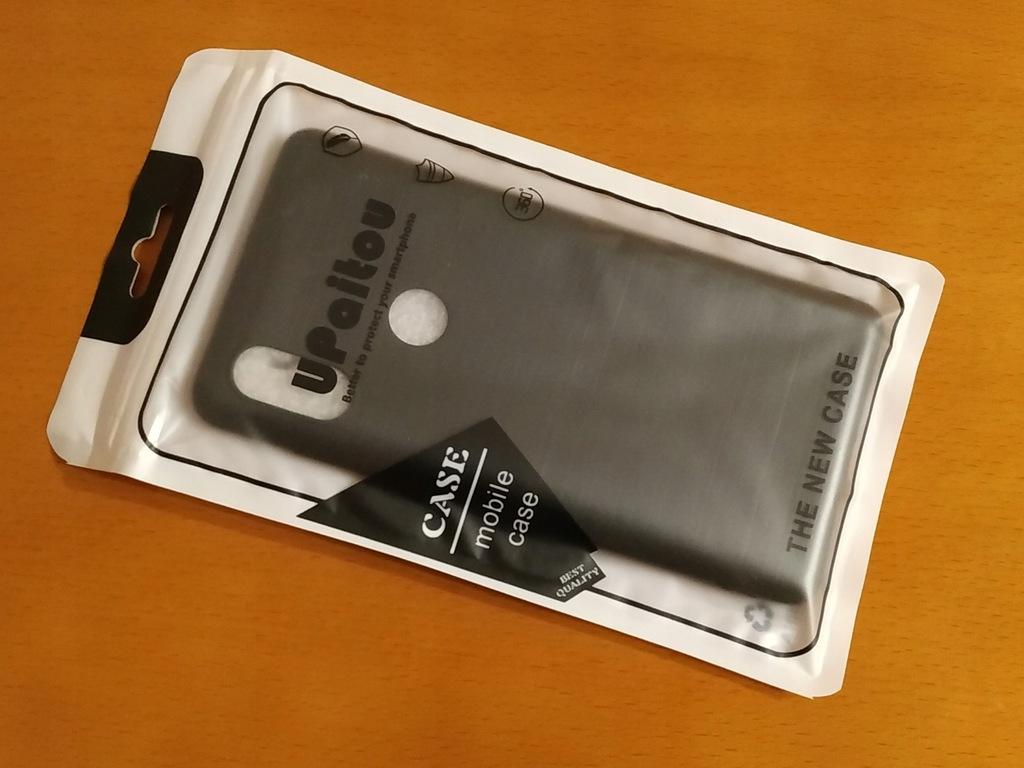 Etui silikonowe do Xiaomi Mi MIX 2s - NOWE
