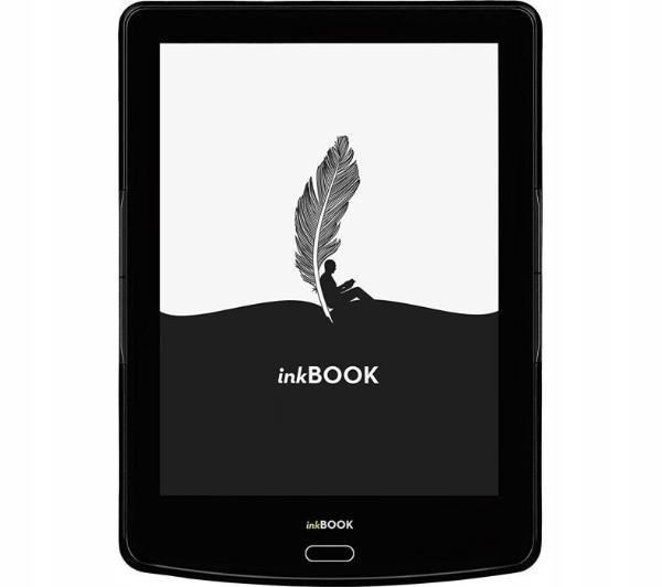 Czytnik E-booków inkBOOK Prime HD 6'' CZARNY +ETUI