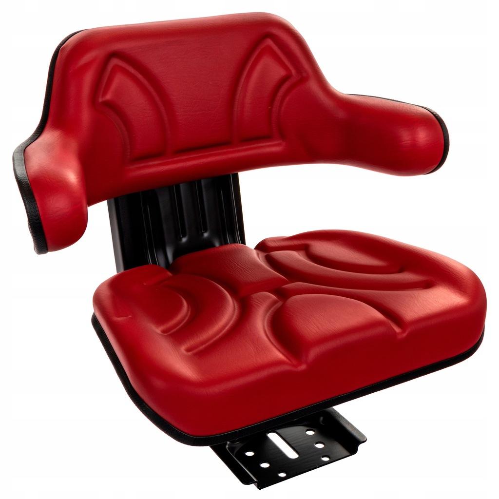 Siedzenie dzielone URSUS C330 C360 MF ZETOR PVC