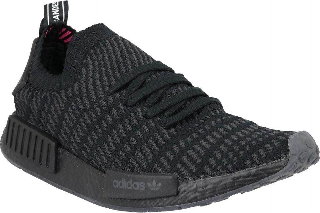 Adidas NMD R1 CORE BLACK Buty Męskie 44 23