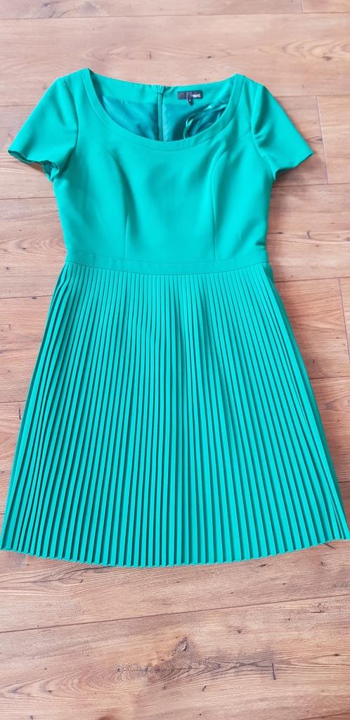 sukienka next zielona rozmiar 38