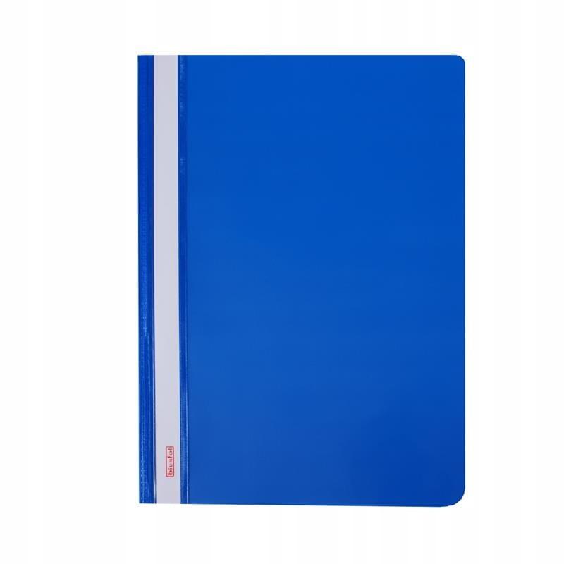 Skoroszyt niebieski A4 twardy 1 sztuka