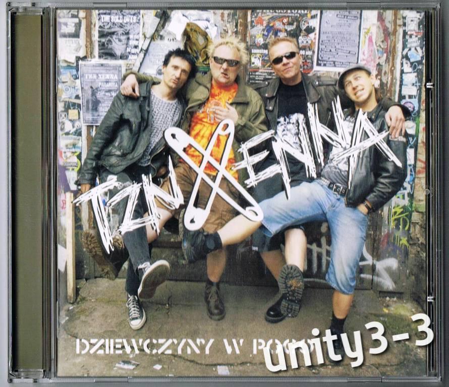 """TZN XENNA """"Dziewczyny W Pogo"""" CD z autografem"""