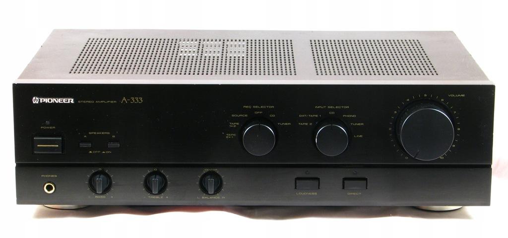 Pioneer A-333