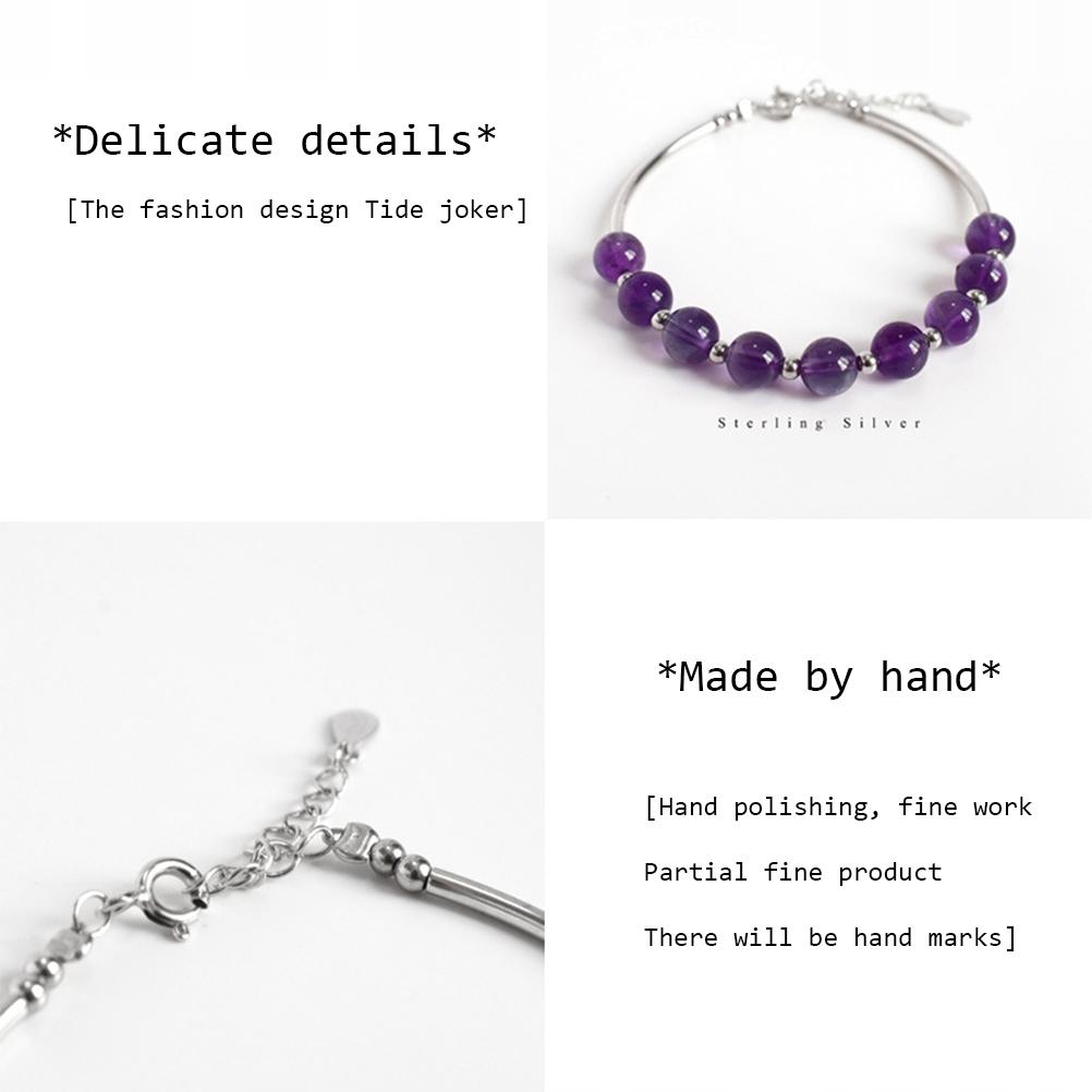 1Pc Beautiful Crystal Beads Hand Bridal Wrist Band