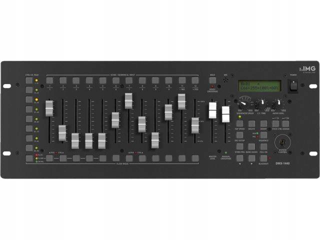 IMG Stage Line DMX-1440 - Profesjonalny kontroler