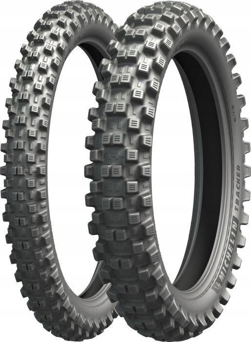 Michelin Tracker 90/90-21 + 140/80-18 ŚWIEŻE