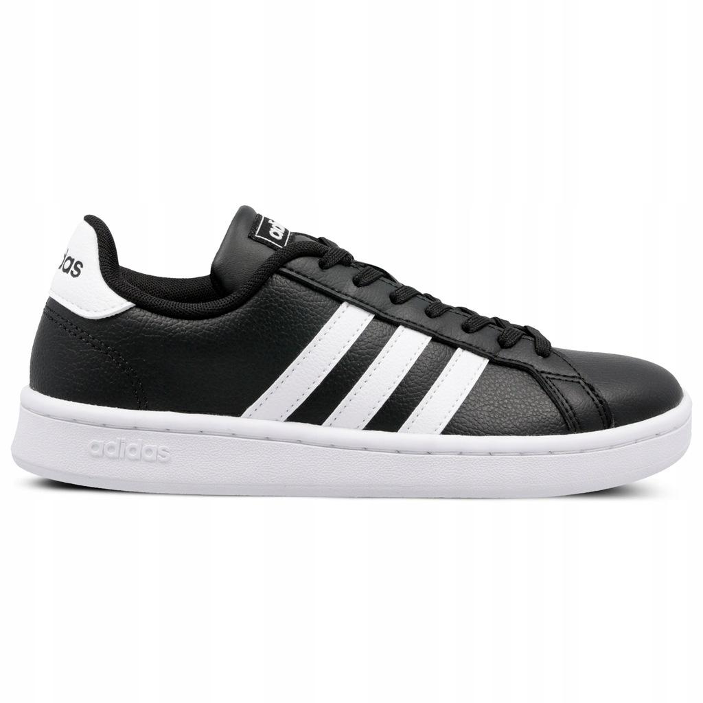ADIDAS GRAND COURT kolor CZARNY (EE8133) Damskie Sneakersy