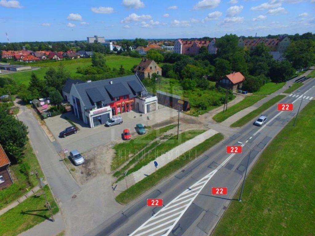 Lokal usługowy, Malbork, Malborski (pow.), 59 m²