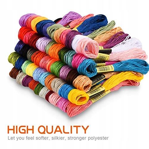 a726 zestaw muliny różne kolory diy