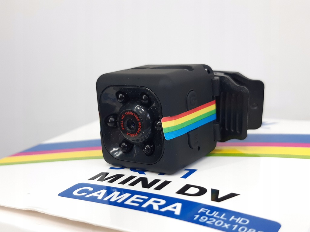 Mini Kamera Szpiegowska Full Hd SQ11