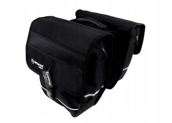 * Torba rowerowa Specer 2 komory Double Bag 28L
