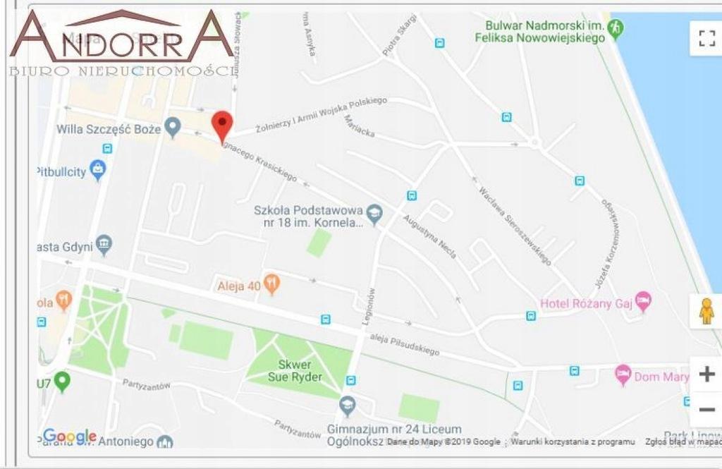 Lokal usługowy, Gdynia, Kamienna Góra, 88 m²