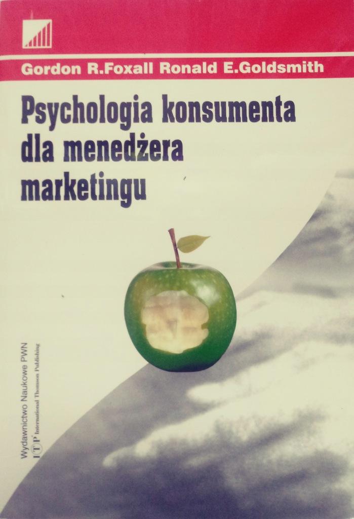 Psychologia konsumenta dla menedżera marketingu