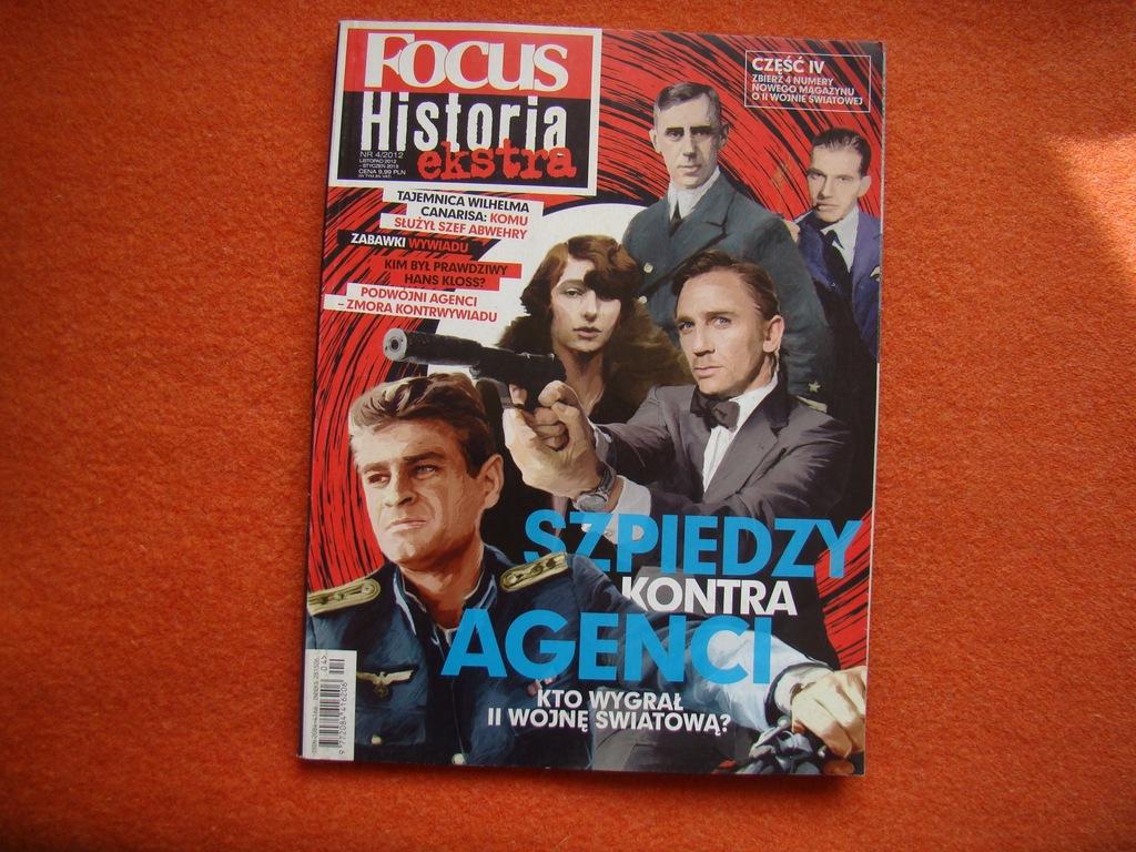 FOCUS HISTORIA 4/2012
