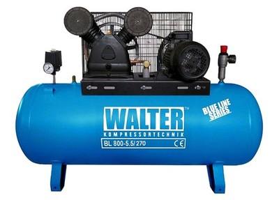 Kompresor sprężarka WALTER BL 800-5,5/270