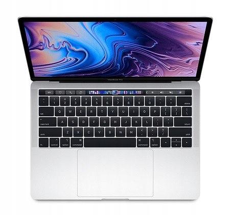 Laptop MacBook Pro 13 Touch Bar: 1.4GHz quad-8th I