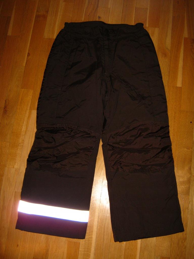 H&M spodnie narciarskie 134cm