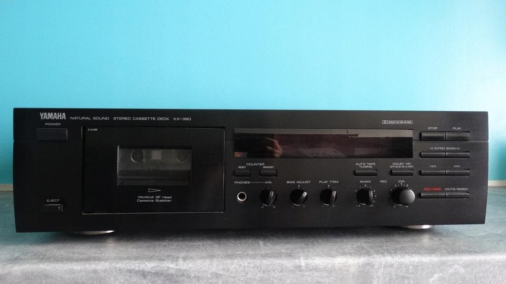 Magnetofon Yamaha KX-390