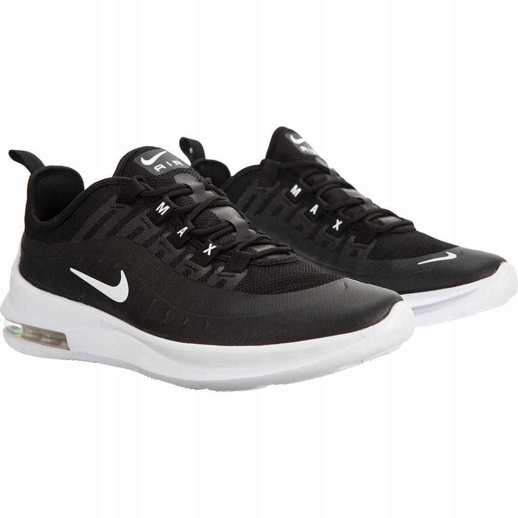 Sneakersy Damskie   Nike Air Max Axis (GS) Czarny   Tania