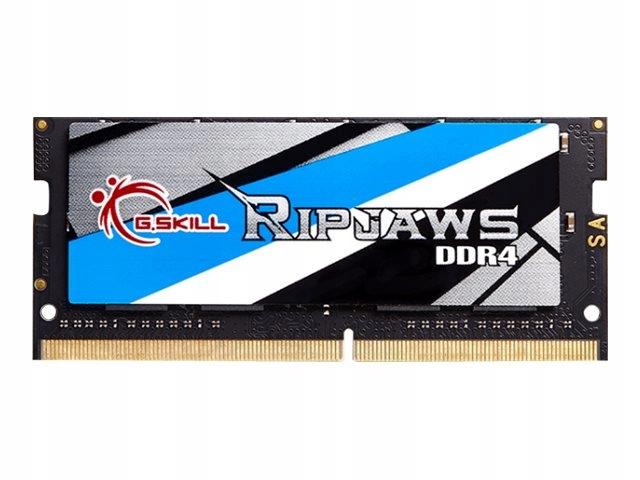 G.SKILL RIPJAWS 32 GB SODIMM DDR4 2666 MHz CL18 JK