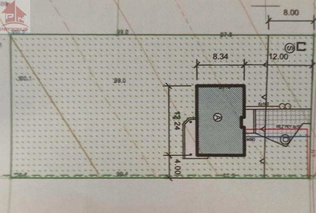 Działka, Pakość, Pakość (gm.), 2020 m²