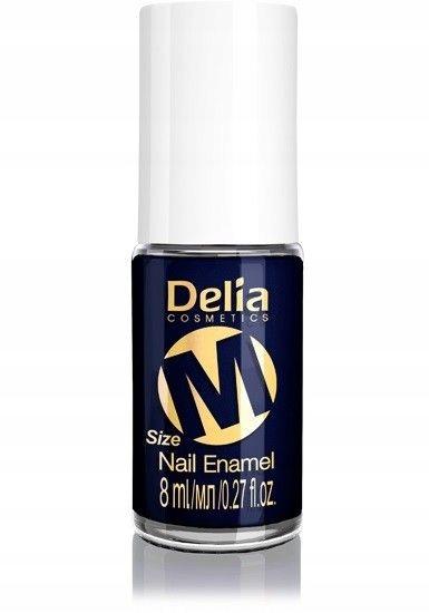 Delia Cosmetics Size M Emalia do paznokci 7.08 8