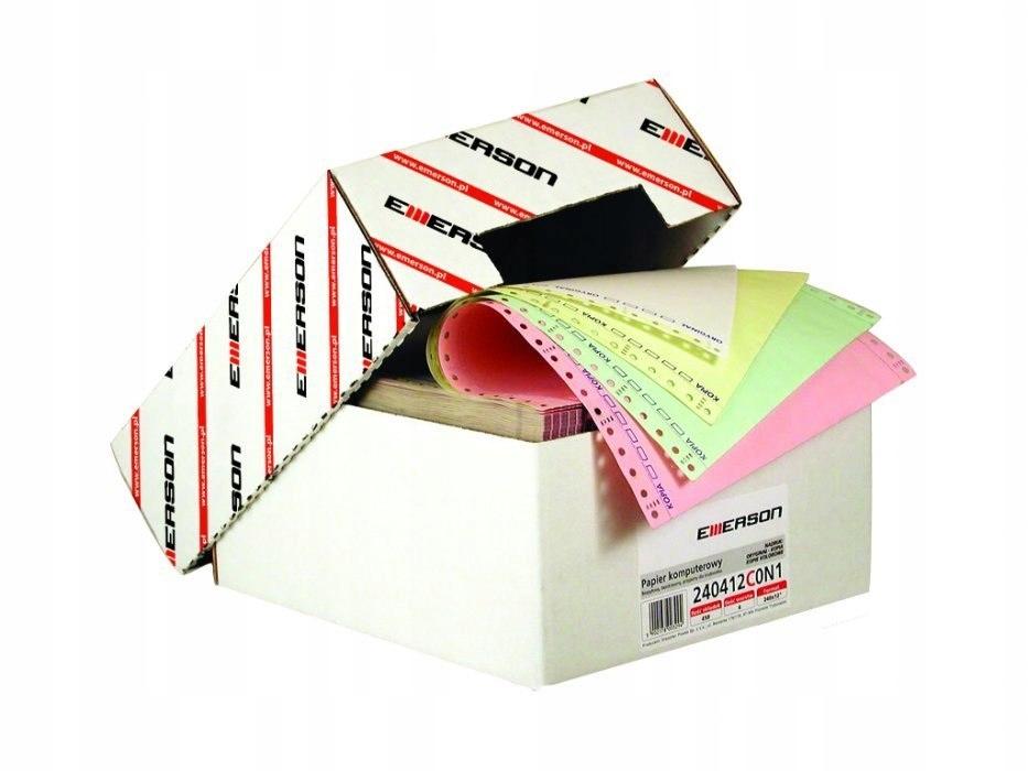 Papier składanka 240x12-1 60g biały 240112b060e EM