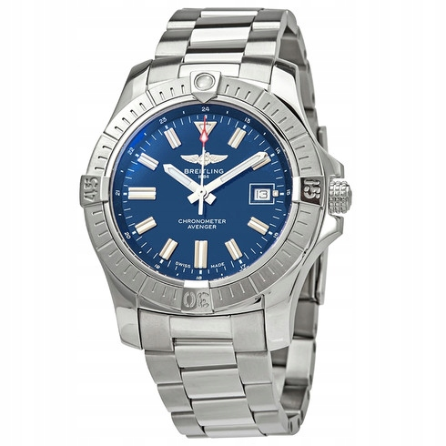 Breitling Avenger 43 Automatic Blue Dial