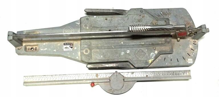 PRZECINARKA DO GLAZURY PŁYTEK RUBI TI-75-S