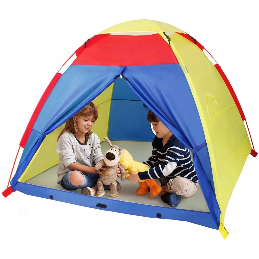 Namiot Dla Dzieci Solidny Na Podworko 150 150 Duzy 8247722612 Oficjalne Archiwum Allegro