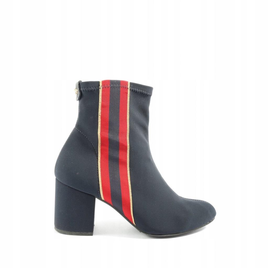 PEDRO MIRALLES Wciągane buty za kostkę Rozm. EU 38