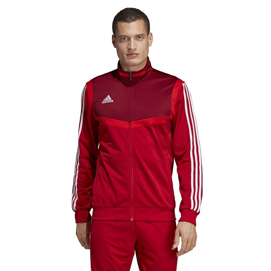 Bluza męska tiro 19 polyester d95936 (Adidas)